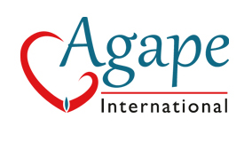 agape international logo
